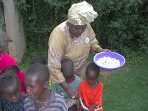 children's feeding program